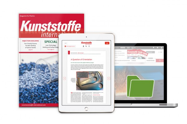Kunststoffe international Combined Annual Subscription